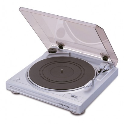 Denon DP-29F Automatic Turntable (Box Damaged)