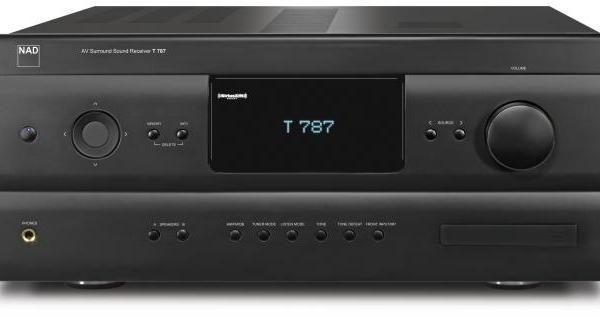 NAD T 787 AV Surround Sound Receiver