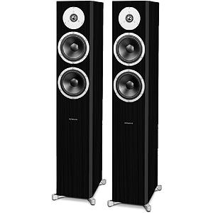 Dynaudio Focus 400 XD Active Floorstanding Speakers