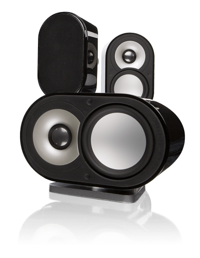Paradigm MilleniaOne 3.0 Satellite speakers