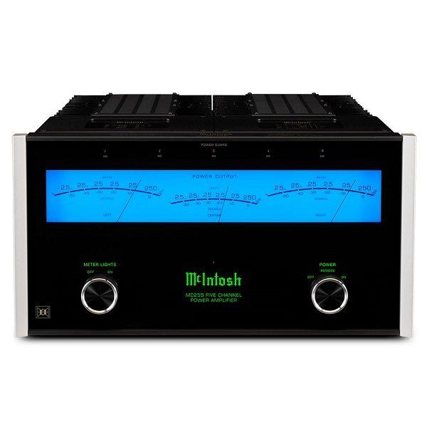 McIntosh MC255 5 Channel Power Amplifier