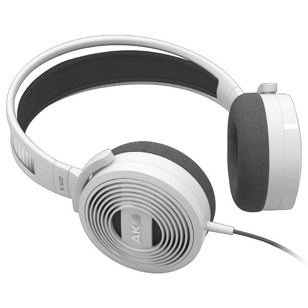 AKG K 520 Over Ear Headphones