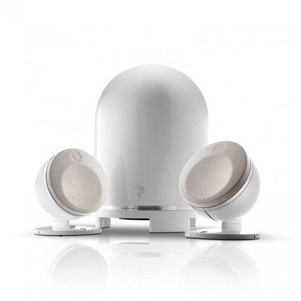 Focal Dôme 2.1 Satellite Speakers