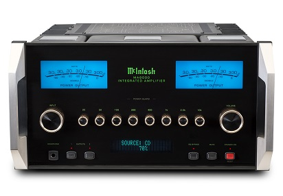 McIntosh MA8000 Stereo Amplifier