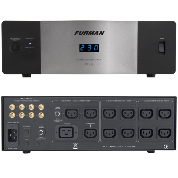 Furman SPR-16Ei Power Filter