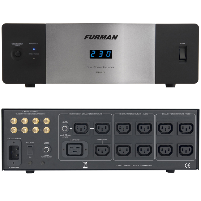 Furman IT Reference 16 E i Power Filter