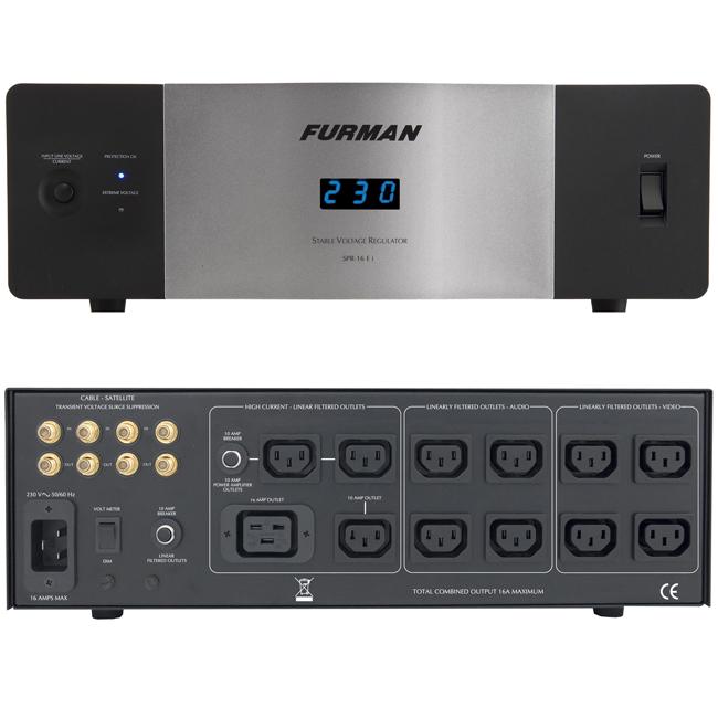 Furman SPR-16Ei Power Filter