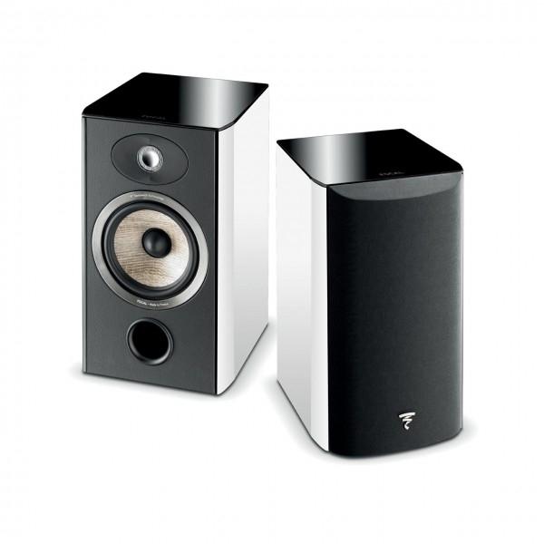 Focal Aria 906 bookshelf Speakers Bonus Focal Listen Headphones