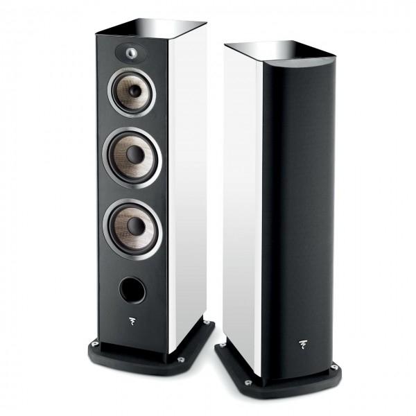 Focal Aria 948 Floorstanding Speakers Bonus Focal Listen Headphones