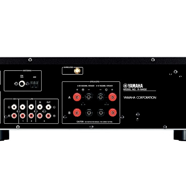 yamaha r n402 network stereo receiver paul money. Black Bedroom Furniture Sets. Home Design Ideas