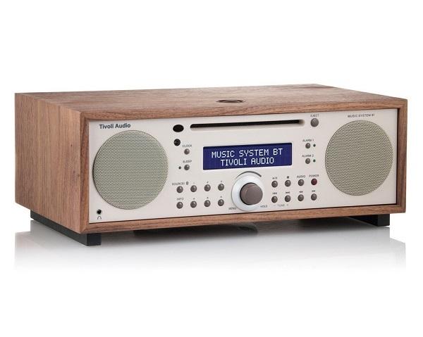 Tivoli Music System BT Bluetooth & CD Player
