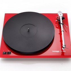 thorens td 203 red