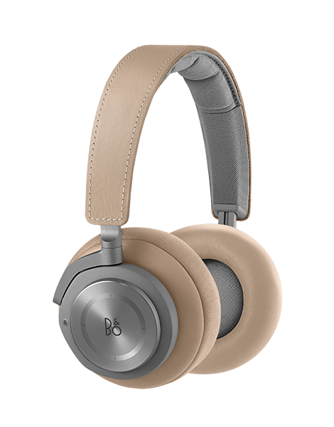 B&O Play BeoPlay H9 Bluetooth Noise Cancellation On Ear Headphones