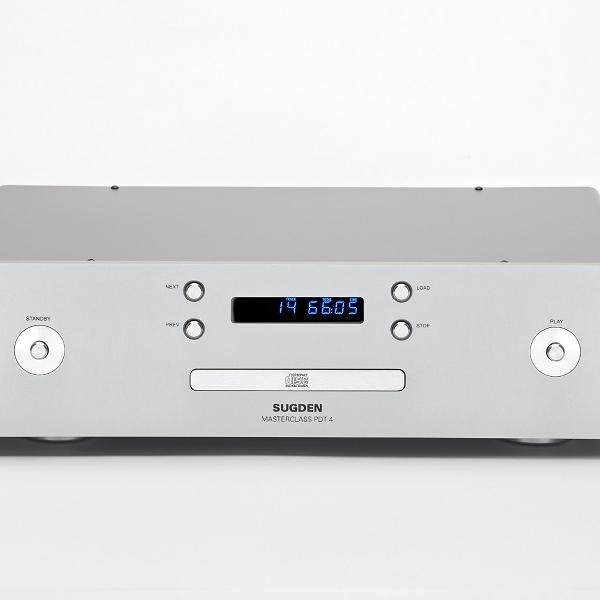 Sugden Masterclass PDT-4F Compact Disc Player