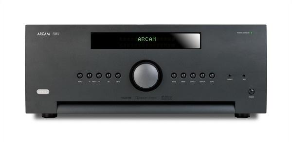 Arcam AVR390 AV Receiver