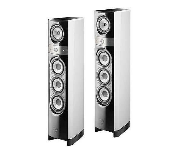 Focal Electra 1038 Be Floorstanding speakers Bonus Focal Elear Headphones