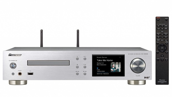 Pioneer NC50 Network Stereo Receiver