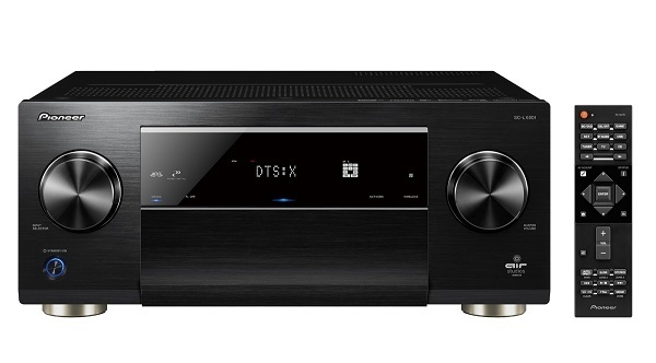 Pioneer SC-LX801 Home Theater Receiver