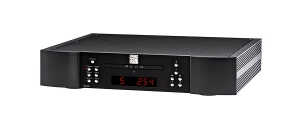 Moon 260D CD Transport with DAC