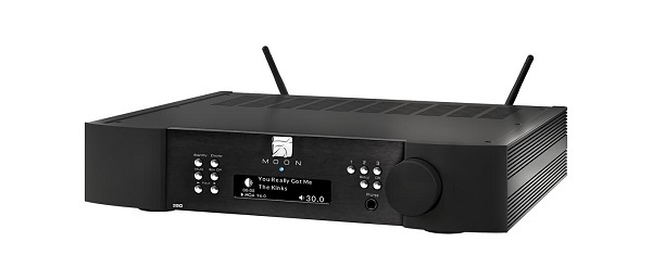Moon 390 Network Player / Preamplifier