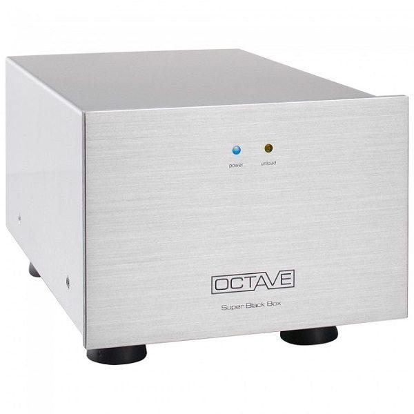 Octave Super Black Box External Upgrade For Powersupply