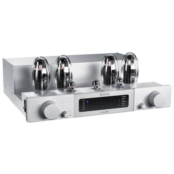 Octave V 80 SE Vacuum Tube Stereo Amplifier with Optional Phono Stage