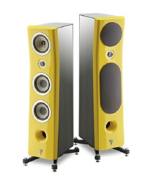 Focal Kanta No2 Floorstanding Speakers