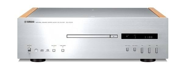 Yamaha CDS1000 SACD Player in Black Only