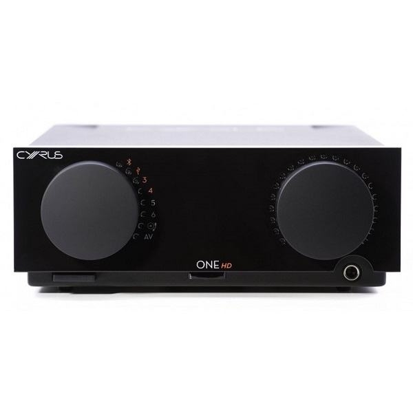 Cyrus ONE HD Stereo Amplifier