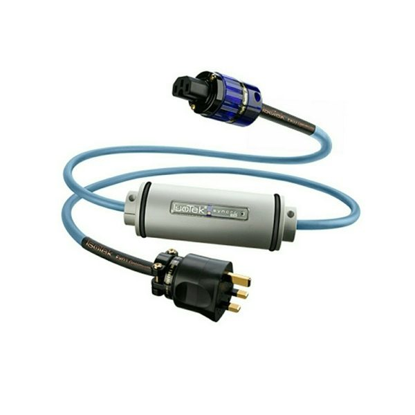 IsoTek EVO3 Syncro Mains Power Cable