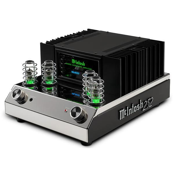 McIntosh MA252 Hybrid Integrated Stereo Amplifier