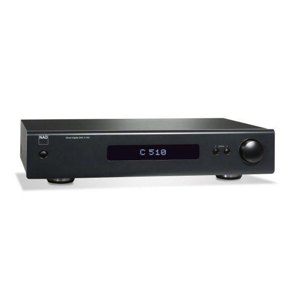 NAD C 510 Direct Digital Preamp DAC