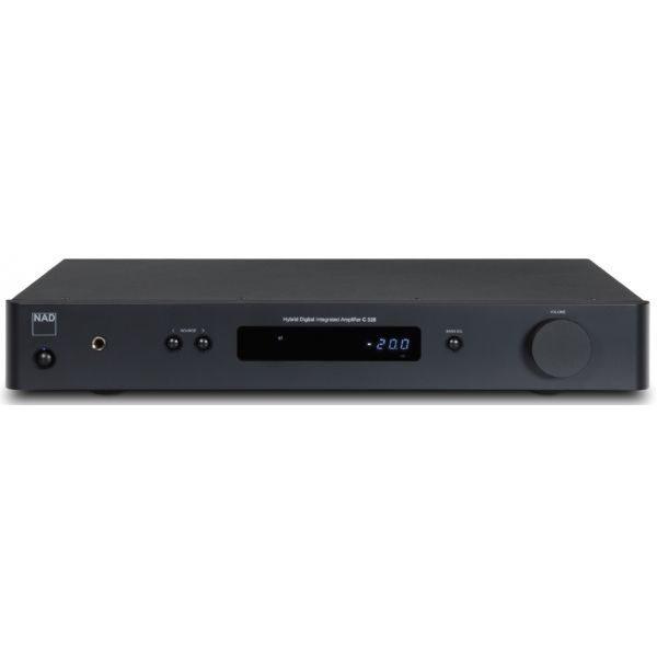 NAD C328BEE Hybrid Digital Stereo Amplifier