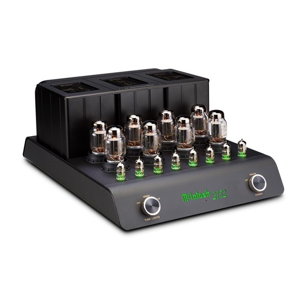 McIntosh MC2152 70th Anniversary vacuum Tube Stereo Amplifier