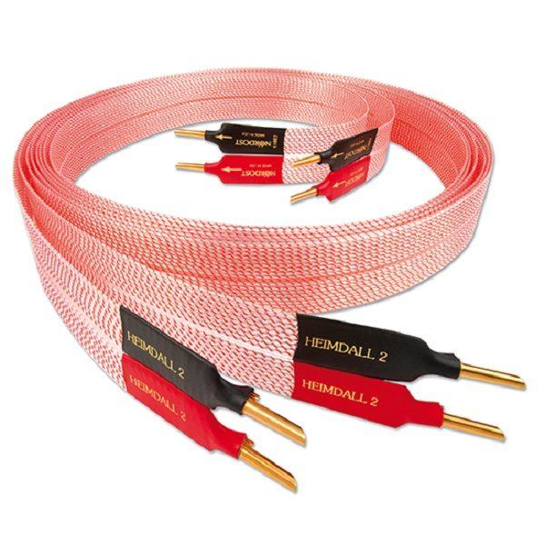 Nordost Heimdall 2 Speaker Cables
