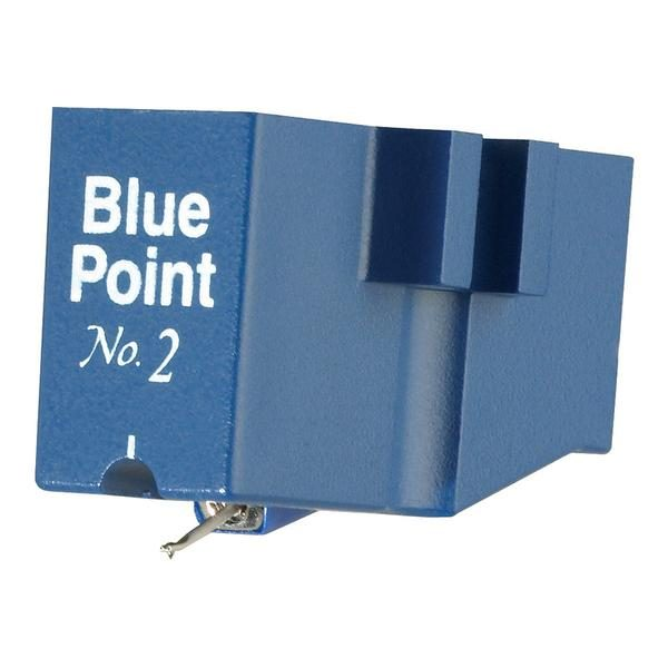 Sumiko Bluepoint No.2 High Output Moving Coil Phono Cartridge
