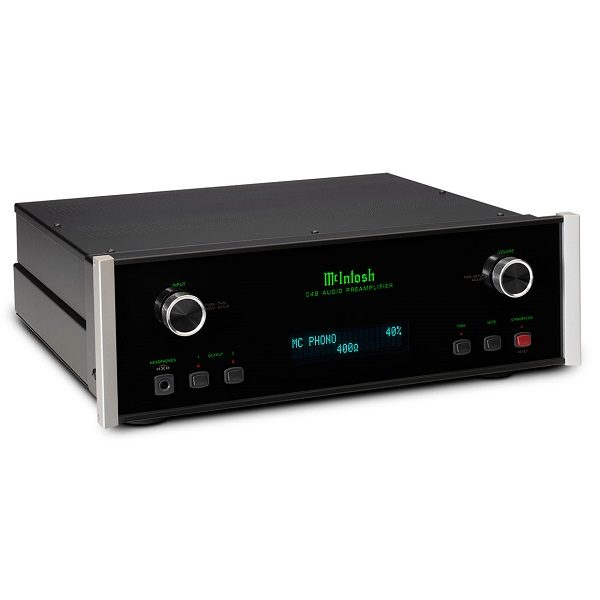 McIntosh C49 Solid State Pre Amplifier