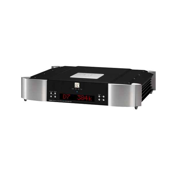 Moon 780D V2 State-of-the-Art Digital Analogue Converter With MiND2