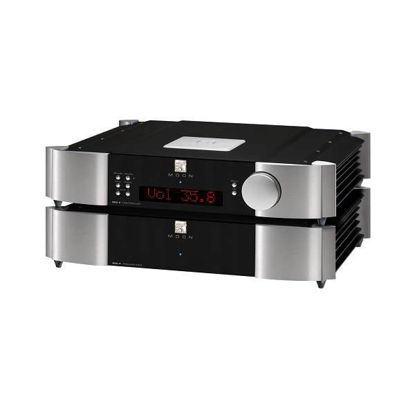 Moon 850P State-of-the-Art Dual-Chassis Reference Balanced Preamplifier