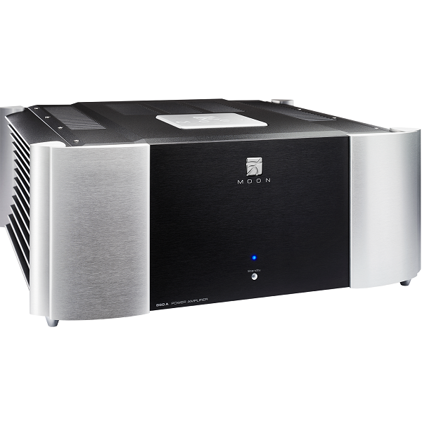 Moon 860A V2 Stereo Dual Mono Power Amplifier
