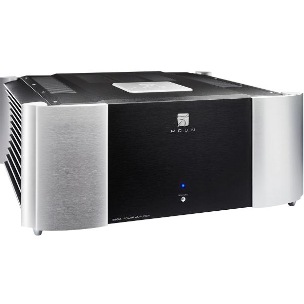 Moon 860A v2 Stereo Dual mono Power Amplifier