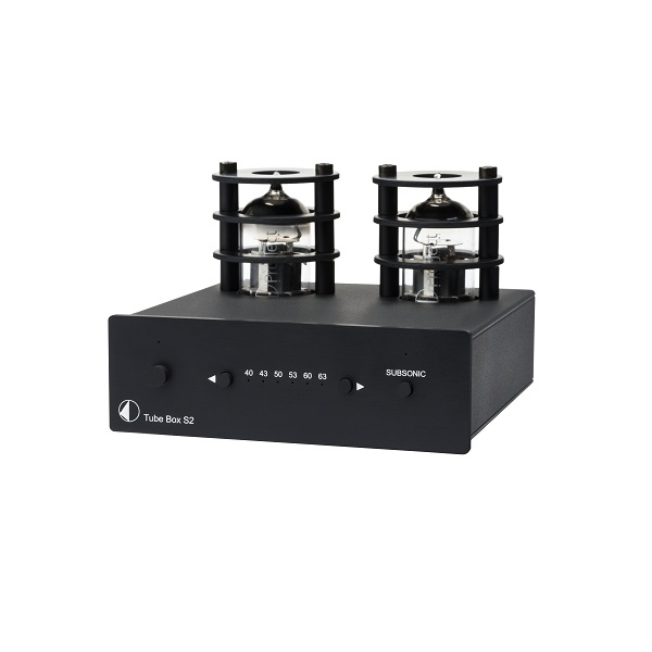 Pro-Ject TubeBox S2 Phono Pre-amplifier