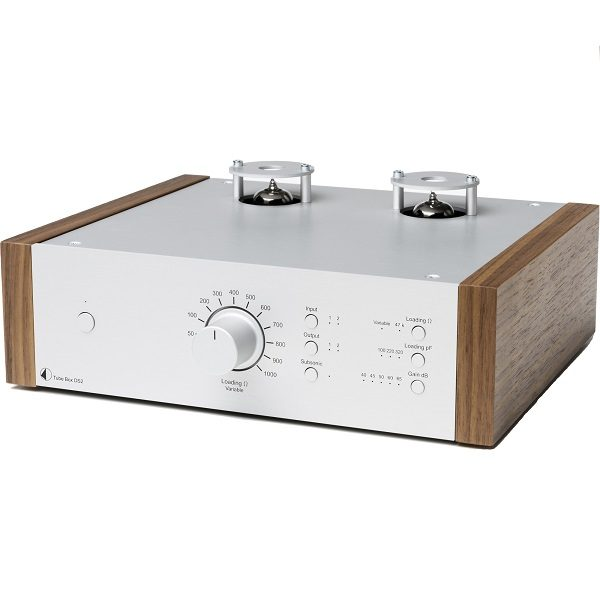 Pro-Ject TubeBox DS2 Phono Pre-amplifier