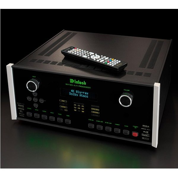 McIntosh MX123 Home Theater Processor