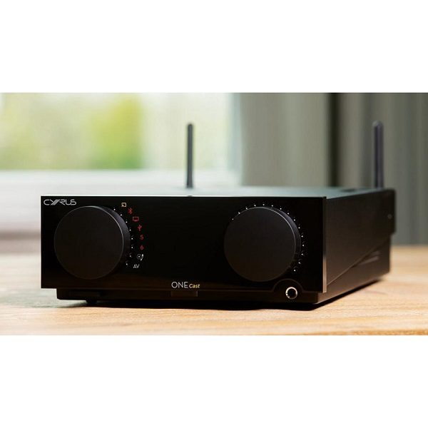 Cyrus One Cast Network Streaming Stereo Amplifier