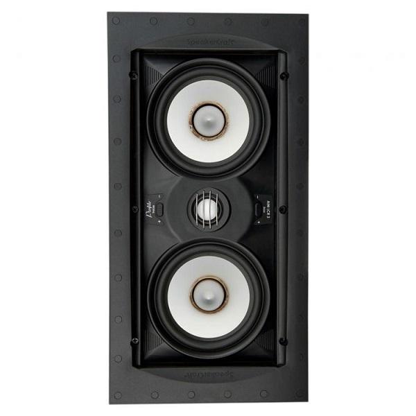SpeakerCraft PROFILE AIM LCR5 THREE In-wall Speaker ( Each )