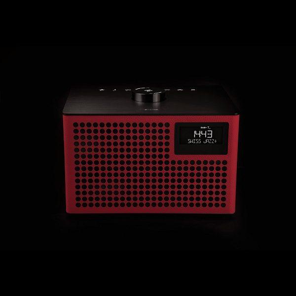 Geneva Acustica-R Bluetooth Radio Alarm Clock