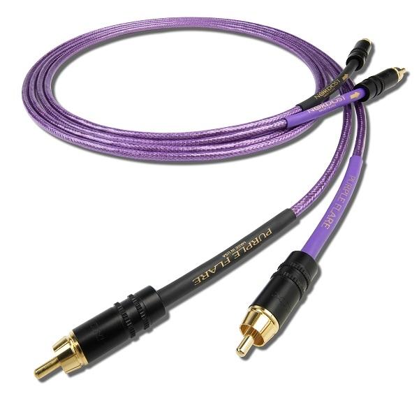 Nordost Purple Flare Analog Interconnect