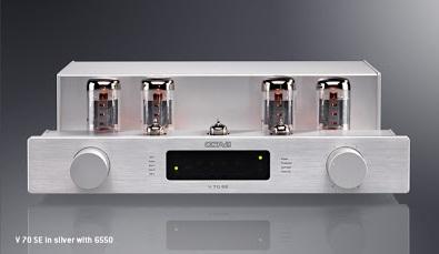 Octave V70 SE Tube Amplifier (Silver)