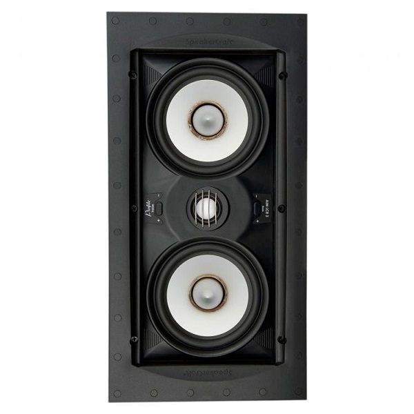 Speakercraft PROFILE AIM LCR5 THREE In-wall Speaker